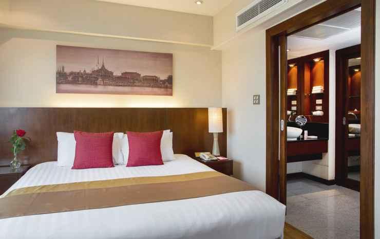Ramada Plaza by Wyndham Bangkok Menam Riverside Bangkok - 1 King Bed Plaza River View Suite - Room Only  - Nonrefundable