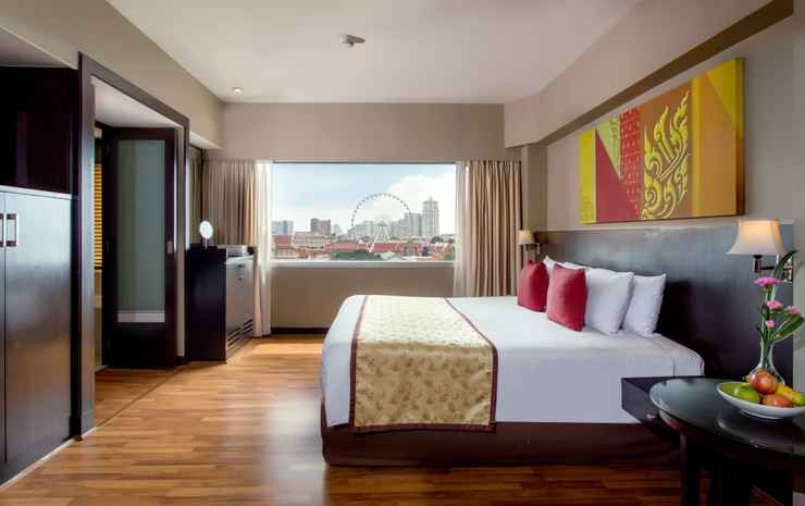 Ramada Plaza by Wyndham Bangkok Menam Riverside Bangkok - 1 King Bed Deluxe Room Only  - Nonrefundable