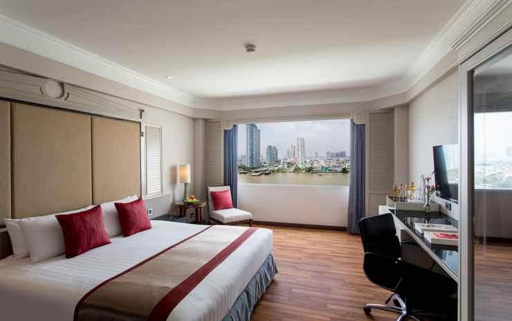 Ramada Plaza by Wyndham Bangkok Menam Riverside Bangkok - 1 King Bed Thai Deluxe Pool View Room Only - Nonrefundable