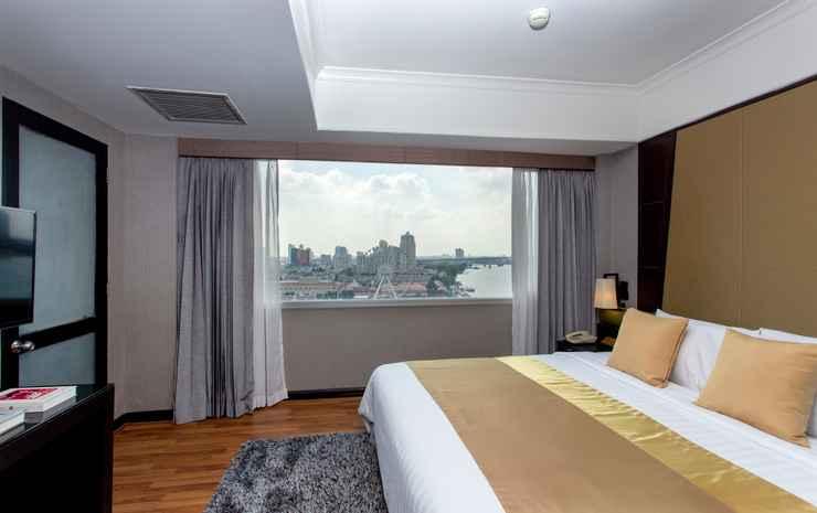 Ramada Plaza by Wyndham Bangkok Menam Riverside Bangkok - 1 King 2 Twin Royal Thai Deluxe 2 Bedroom  Suite - Room Only - Nonrefundable
