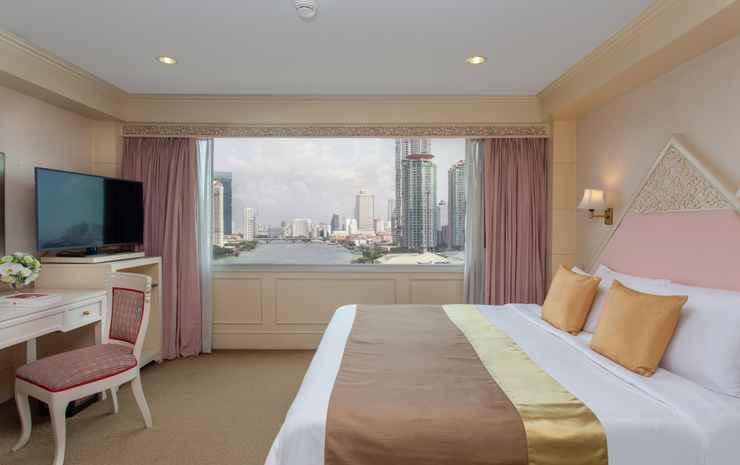 Ramada Plaza by Wyndham Bangkok Menam Riverside Bangkok - 1 King Bed Terrace Suite - Room Only  - Nonrefundable