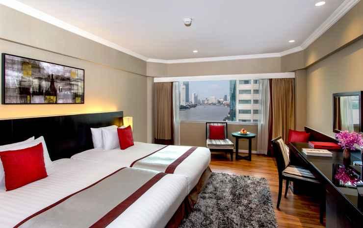 Ramada Plaza by Wyndham Bangkok Menam Riverside Bangkok - 2 Twin Beds Deluxe River View Room Only - Nonrefundable