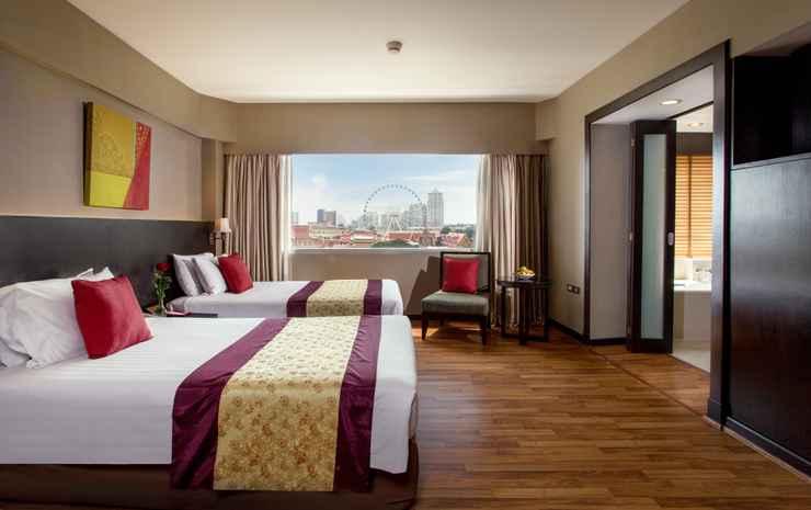 Ramada Plaza by Wyndham Bangkok Menam Riverside Bangkok - 2 Twin Beds Deluxe Room Only  - Nonrefundable