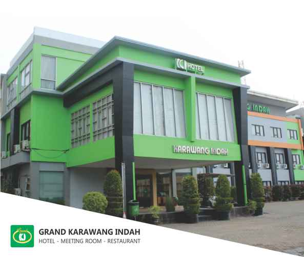 LOBBY Grand Karawang Indah Hotel