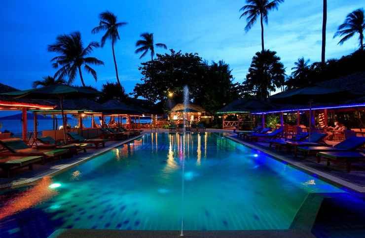 SWIMMING_POOL Friendship Beach Resort & Atmanjai Wellness Centre