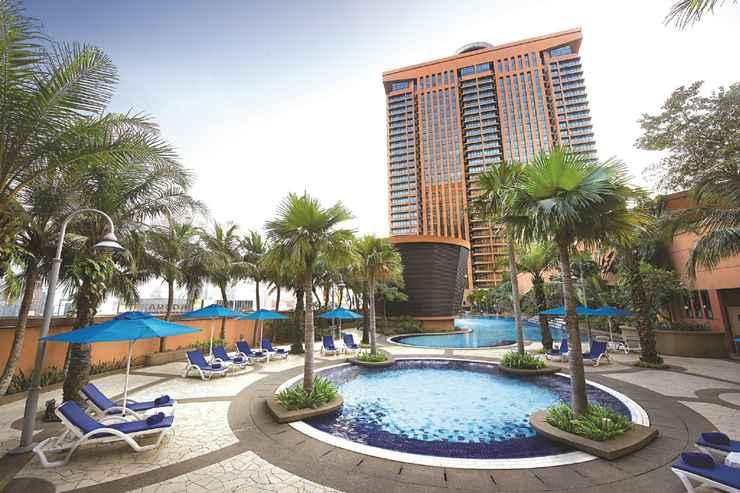 EXTERIOR_BUILDING Berjaya Times Square Hotel, Kuala Lumpur