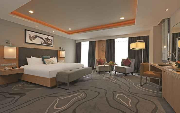 Berjaya Times Square Hotel, Kuala Lumpur Kuala Lumpur - Club Premier Suite with Breakfast