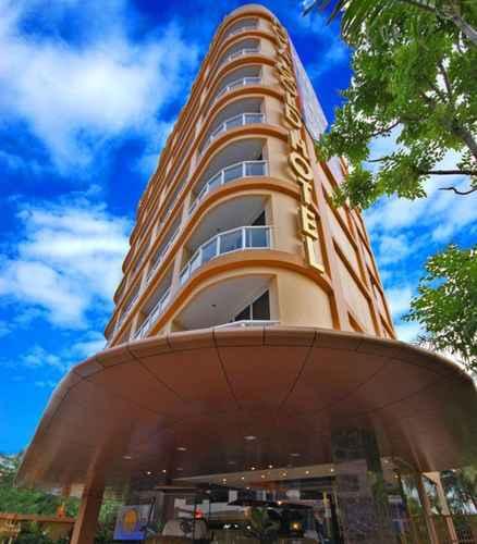 EXTERIOR_BUILDING Nova Gold Hotel
