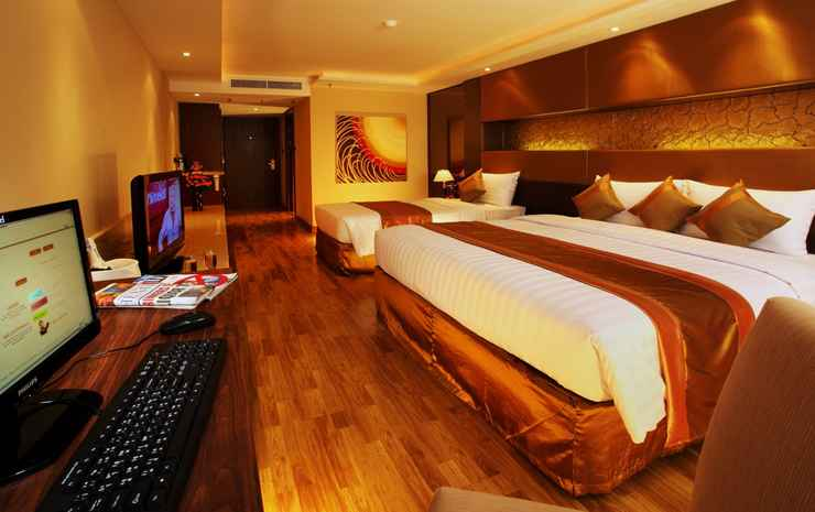 Nova Gold Hotel Chonburi - Grand Deluxe Family
