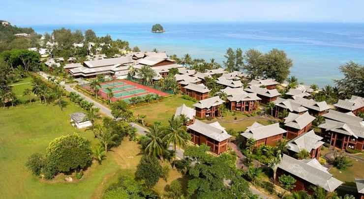 EXTERIOR_BUILDING Berjaya Tioman Resort