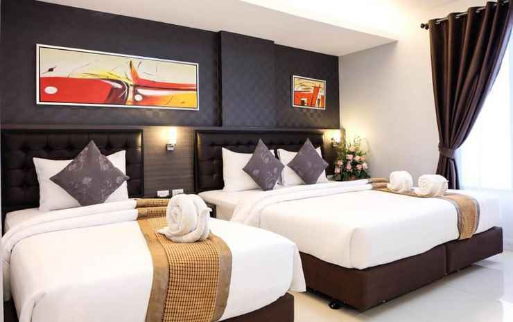 Picnic Hotel, Bangkok Bangkok - Deluxe Room with Breakfast