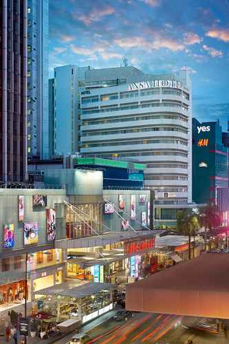 EXTERIOR_BUILDING ANSA Hotel Kuala Lumpur