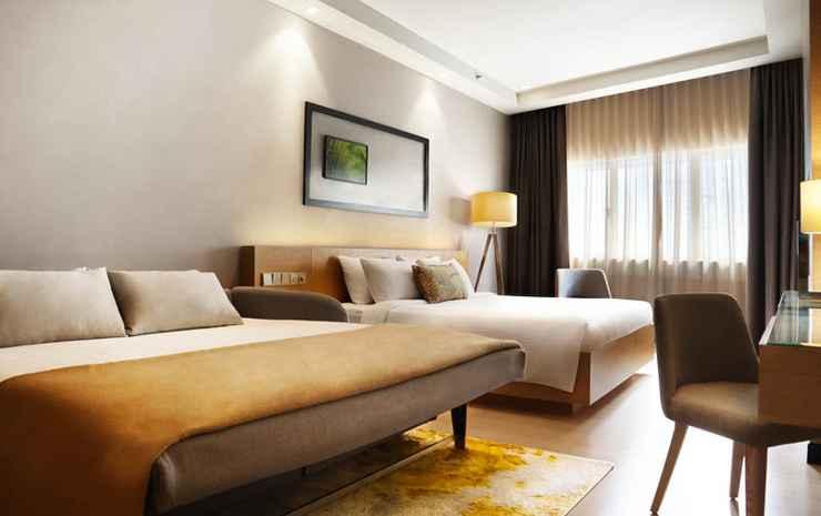 ANSA Hotel Kuala Lumpur Kuala Lumpur - ANSA Executive Quadroom Late Deal