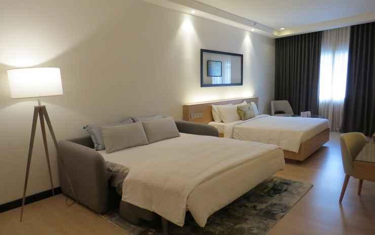 ANSA Hotel Kuala Lumpur Kuala Lumpur - ANSA Executive Quadroom City Getaway