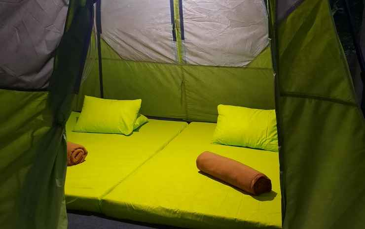 Herman Lantang Camp Bogor - Glamping Suite NON-SMOKING 4 Person