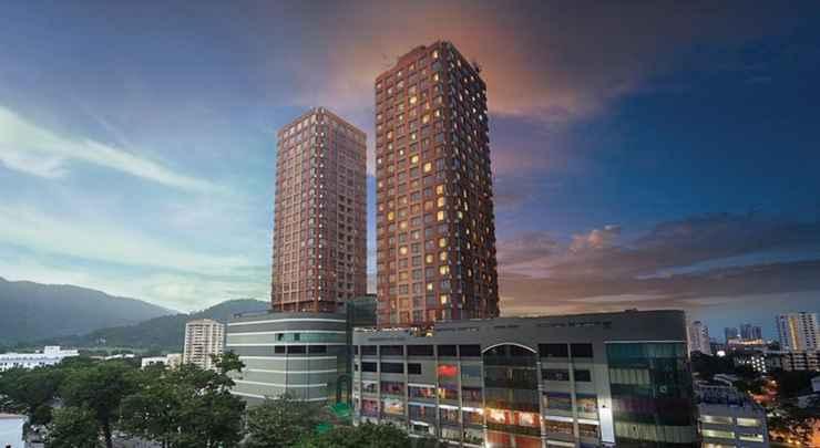 EXTERIOR_BUILDING Berjaya Penang Hotel (Previously known as Georgetown City Hotel)