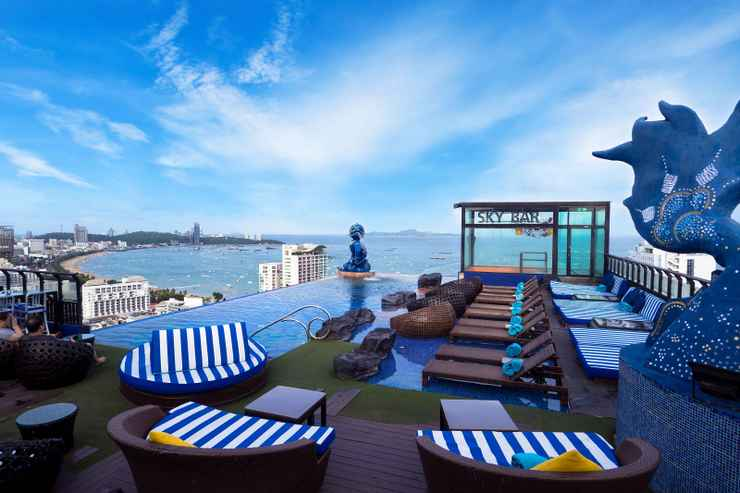 SWIMMING_POOL Siam@Siam Design Hotel Pattaya
