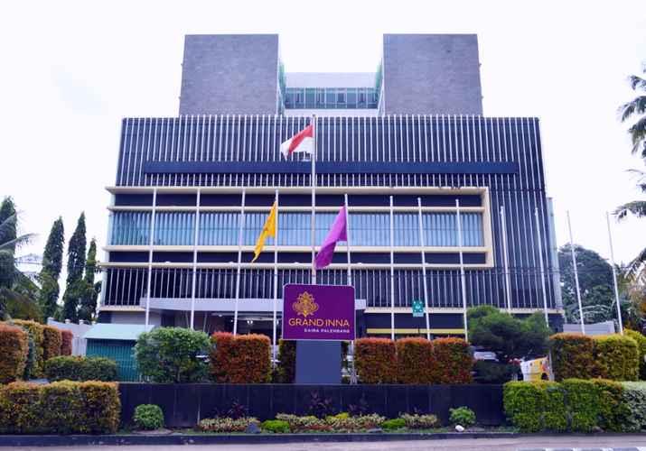 EXTERIOR_BUILDING Grand Inna Daira Palembang