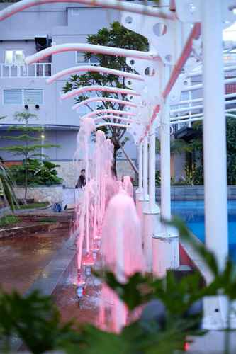 COMMON_SPACE MG Suites Hotel Semarang