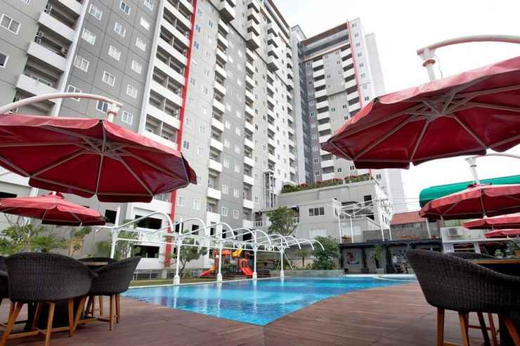 SWIMMING_POOL MG Suites Hotel Semarang