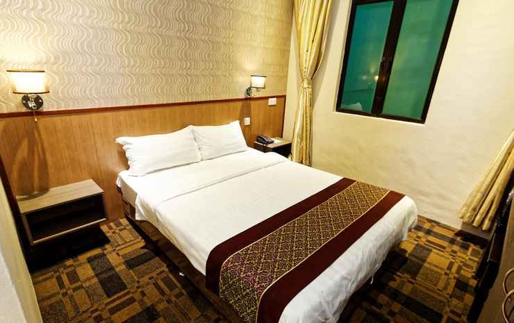 The Noble Hotel Singapore - Deluxe Double with Window No View