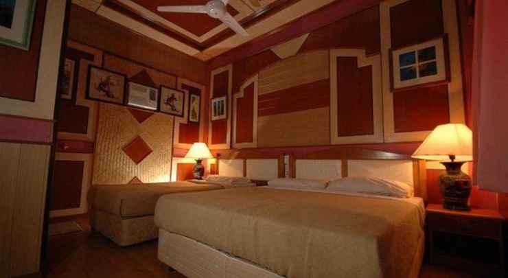 BEDROOM Shari-la Island Resort
