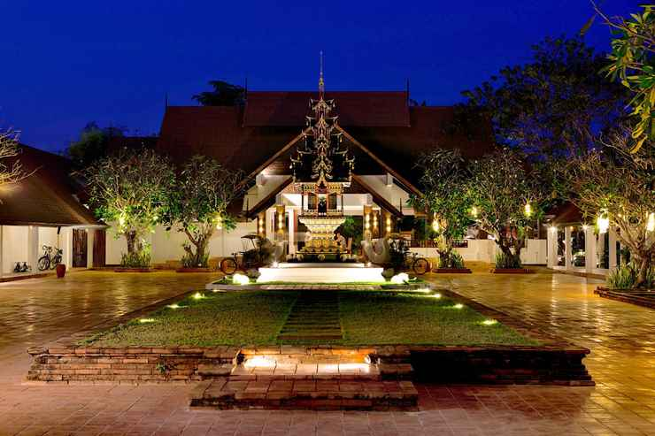 Lobby The Legend Chiang Rai Boutique River Resort & Spa
