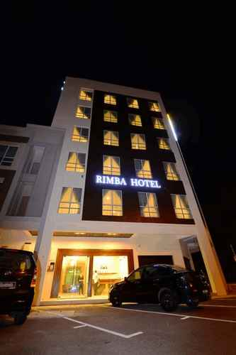 EXTERIOR_BUILDING Rimba Hotel