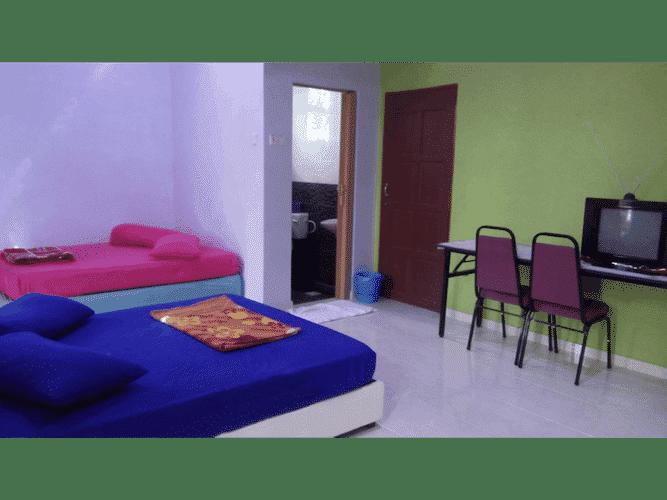 BEDROOM Penginapan Villa D'Doa Maju