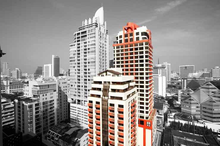 EXTERIOR_BUILDING บัญดารา สวีท สีลม กรุงเทพ