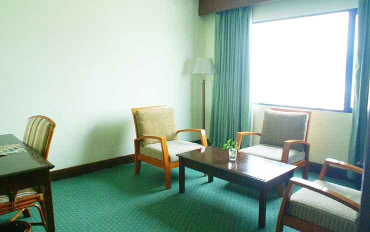Hotel Soechi International Medan - Suite Room King Size Promo