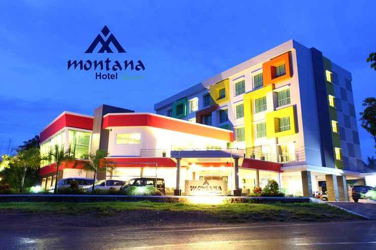 EXTERIOR_BUILDING Montana Hotel Syariah Banjarbaru