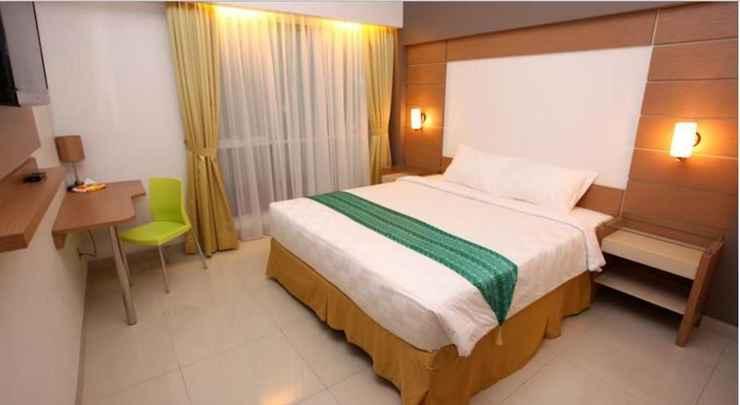 BEDROOM Montana Hotel Syariah Banjarbaru