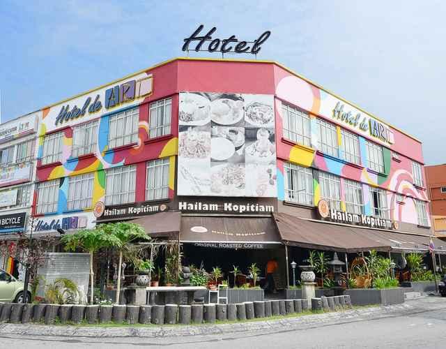 EXTERIOR_BUILDING Hotel de Art @ Section 7 Shah Alam