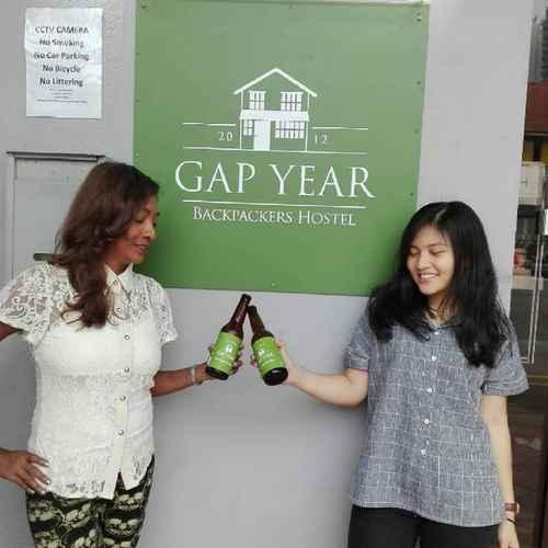 EXTERIOR_BUILDING Gap Year Hostel