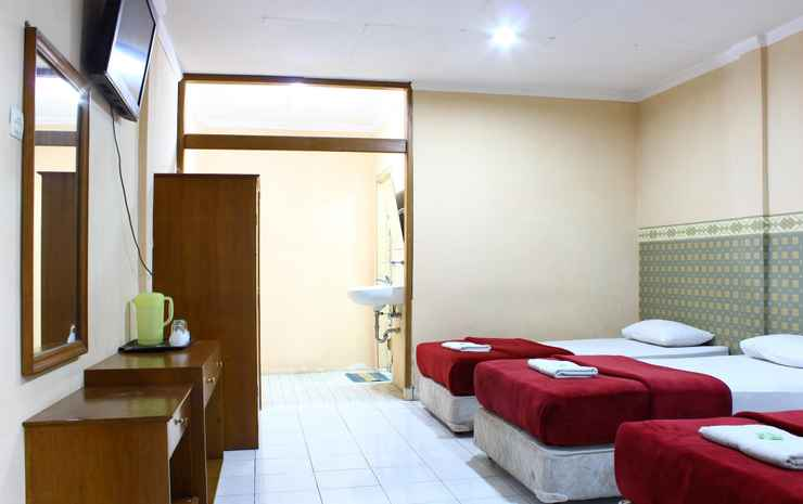 Gondangdia Hotel & Convention Bogor - Family Room Triple