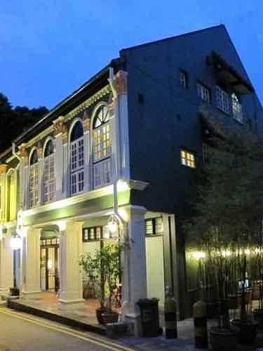 EXTERIOR_BUILDING Superb Hostel (Private Rooms)