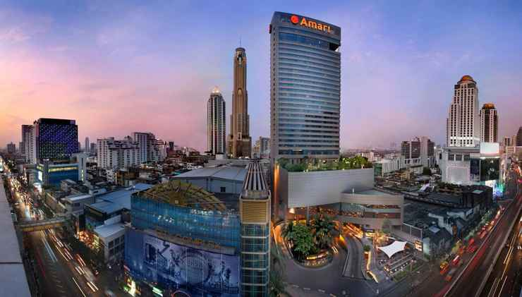 EXTERIOR_BUILDING Amari Watergate Bangkok
