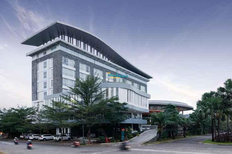 EXTERIOR_BUILDING Antero Hotel Jababeka