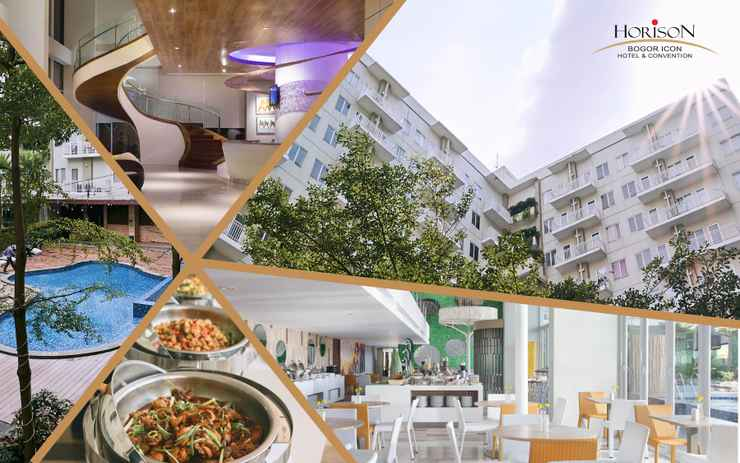 EXTERIOR_BUILDING Horison Bogor Icon Hotel & Convention
