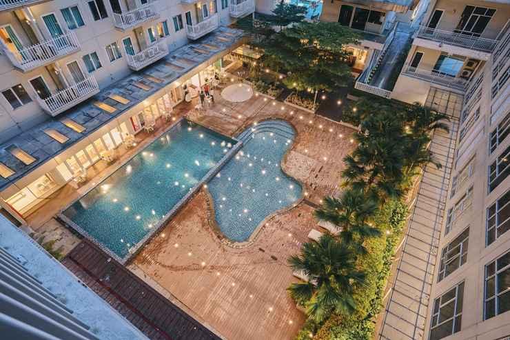 SWIMMING_POOL Horison Bogor Icon Hotel & Convention