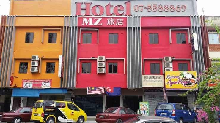 EXTERIOR_BUILDING MZ Hotel