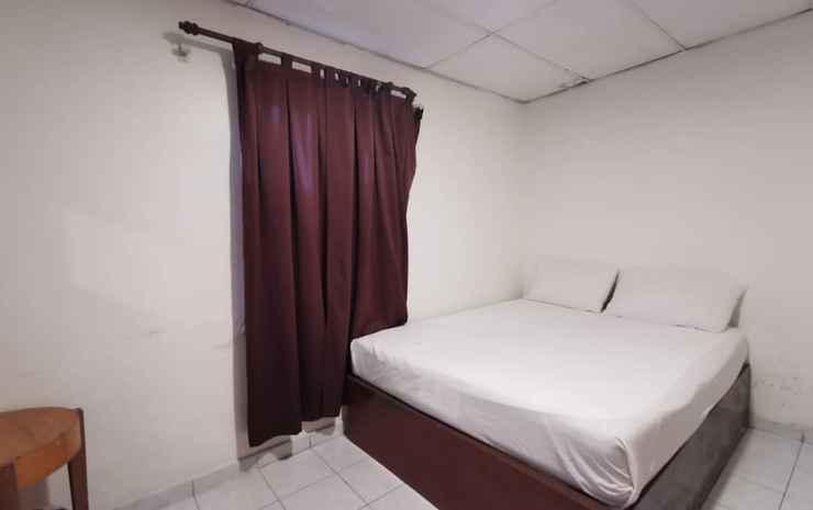 MZ Hotel Johor - Kamar Double Deluks