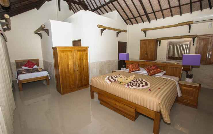 Rinjani Lodge Lombok - Deluxe Triple Room  for 3 Persons
