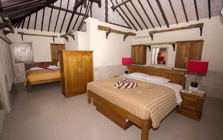 Rinjani Lodge Lombok - Deluxe Triple Room