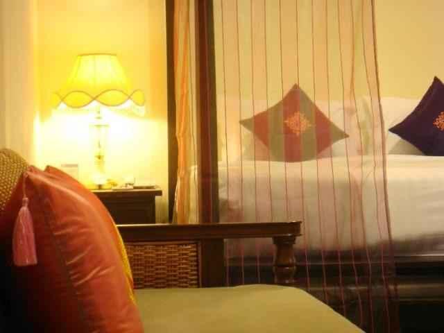 BEDROOM โรงแรม ณ ท่าแพ