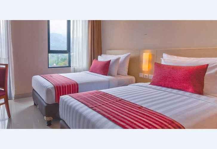 BEDROOM Grand Diara Hotel
