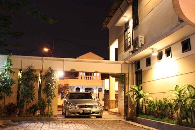 LOBBY Lagura Residence Homestay