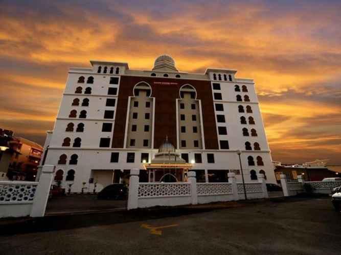 EXTERIOR_BUILDING Grand Puteri Hotel