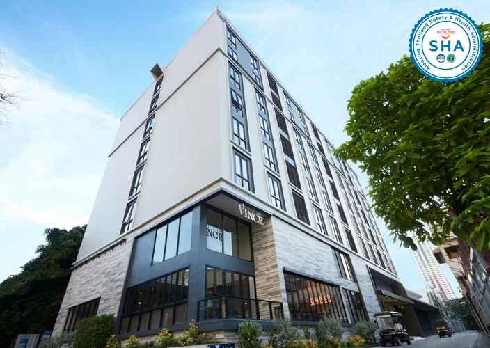 EXTERIOR_BUILDING Vince Hotel Pratunam